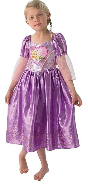 Disney - Disfraces para niñas Rapunzel, talla M (155017M)