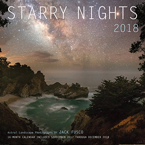 Starry Nights 2018: 16 Month Calendar Includes September 2017 Through December 2018 PDF