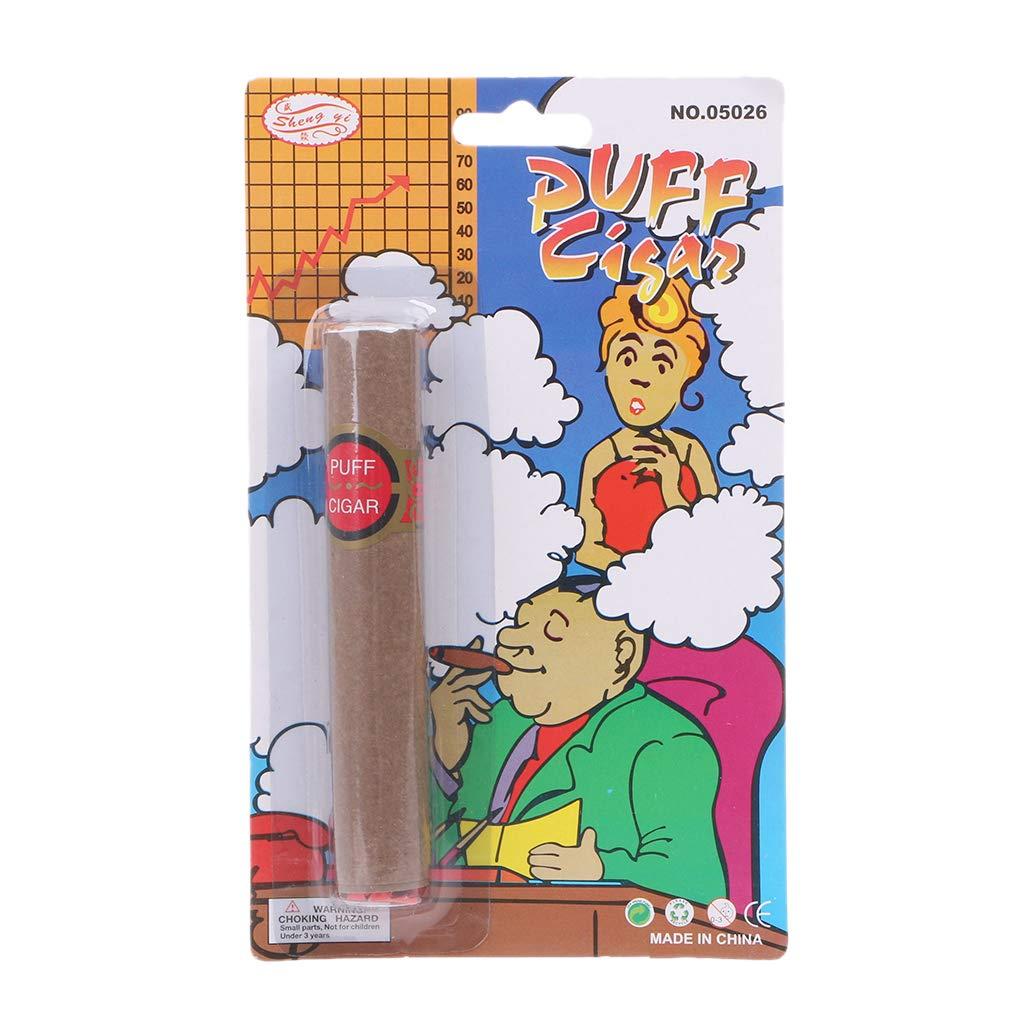 juguete para ni/ños accesorio para disfraz de chiste juguete para bromas de cigarros Accesorio falso para disfraz de puro A