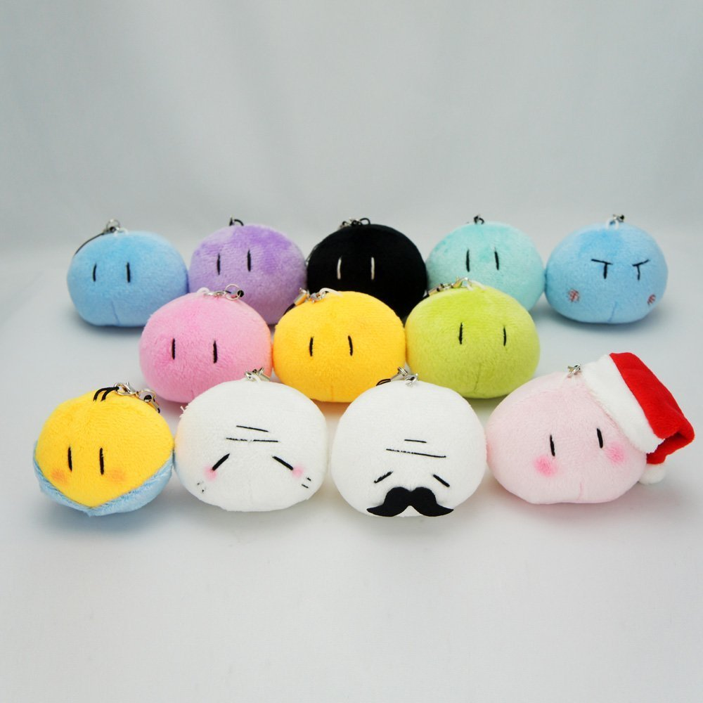 Amazon Com Anime Fans Clannad Dango Family Handmade Stuffed