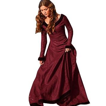 c8c01a47e7c Amazon.com: Hot Sale!Women Dress,Canserin Women's Classic Vintage ...