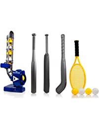 Amazon Com Pitching Machines Training Equipment Sports