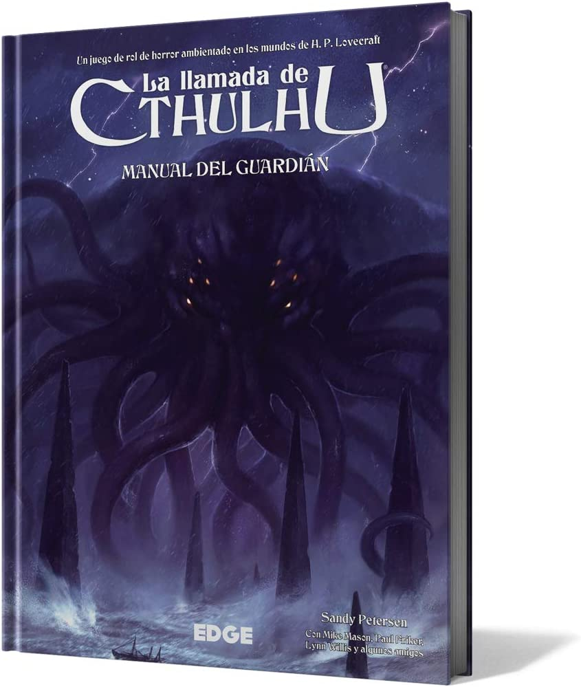 La Llamada de Cthulhu : manual del guardián