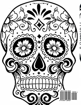 Free Sugar Skull Owl Coloring Pages Download Clip Art Pokemon For ... | 400x310