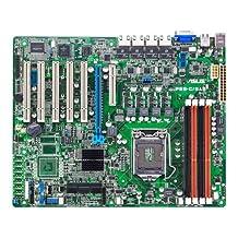 Asus Intel C202 ATX DDR3 1066 LGA 1155 Socket Motherboards P8B-C/4L