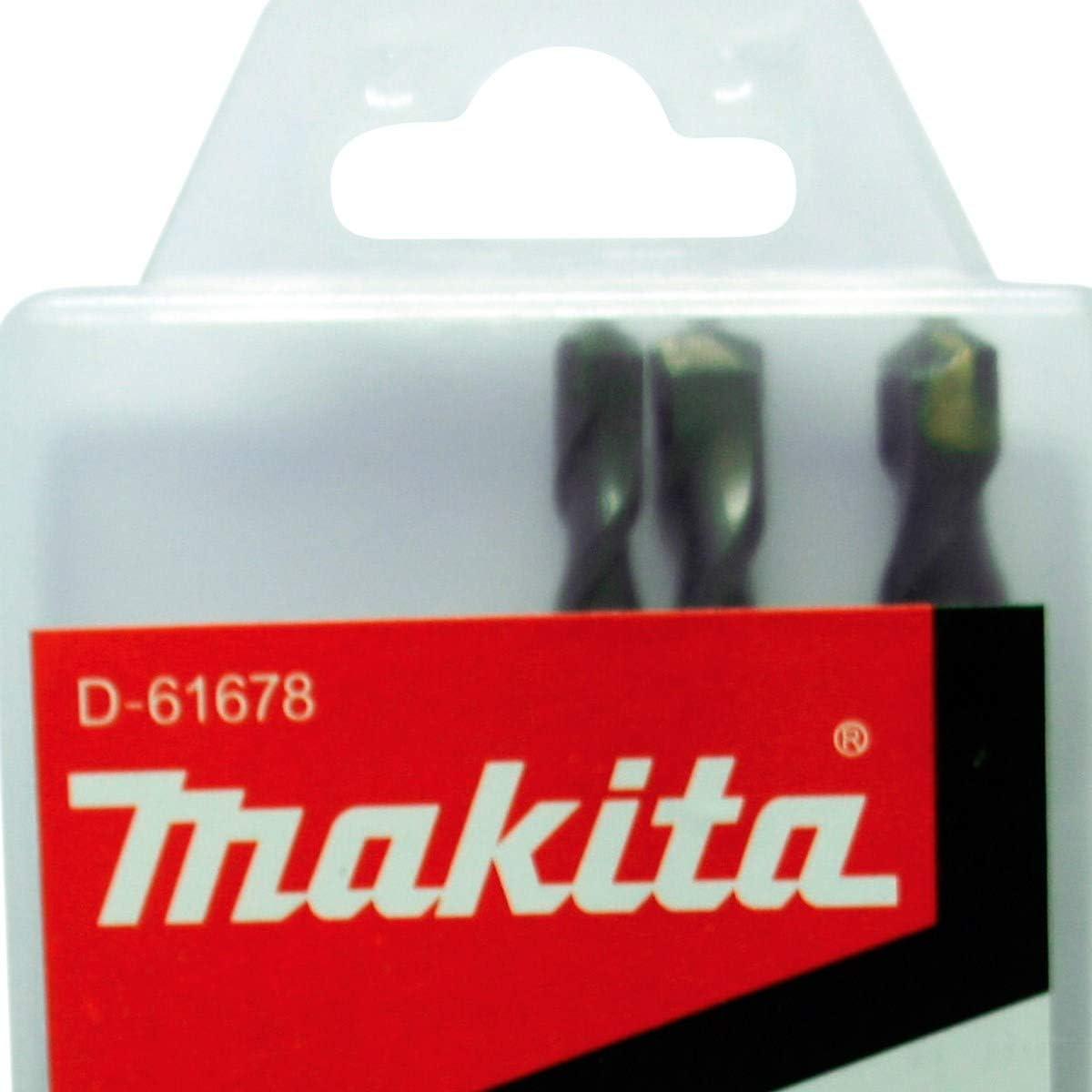 Coffret De 5 Forets Sds-plus 2 Taillants Mak 2 Makita D-61678
