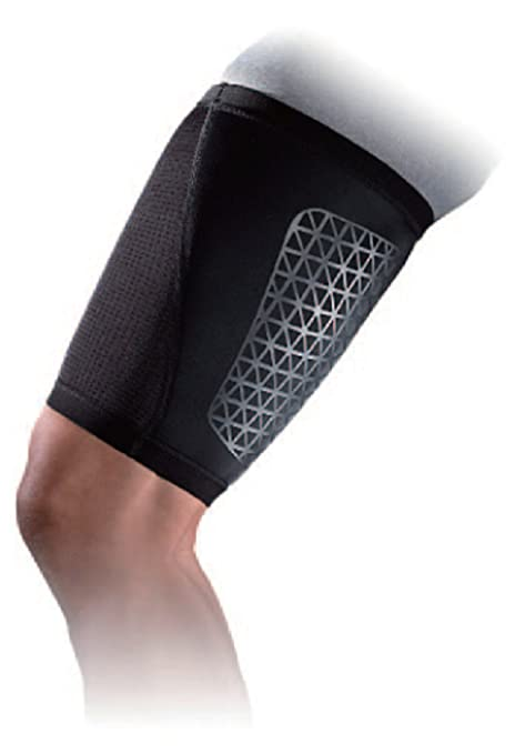 402644ee67 Nike Pro Combat Hyperstrong Thigh Sleeve (Size Small, Black)