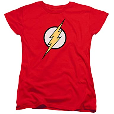 bottom price online shop attractivedesigns Women's Flash Lightning Bolt Logo T Shirt