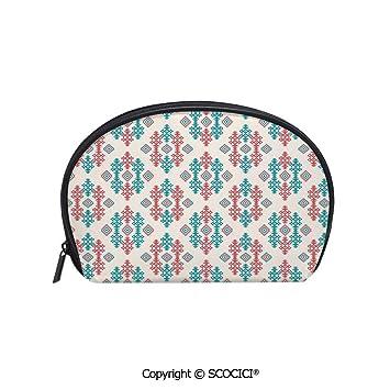 d5a4153efaa6 SCOCICI Women Small Portable Cosmetic Bag ... - Amazon.com