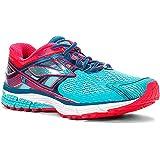 BROOKS Women's Ravenna 6 Road Running Shoes (6 B(M) US, Capri/Celestial/Diva Pink)