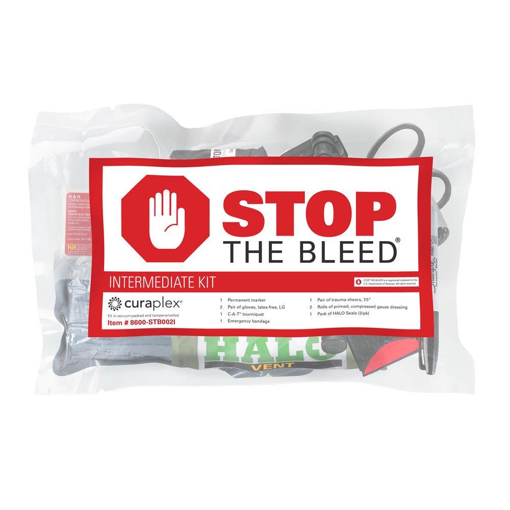 CURAPLEX Stop The Bleed, Intermediate KIT 240