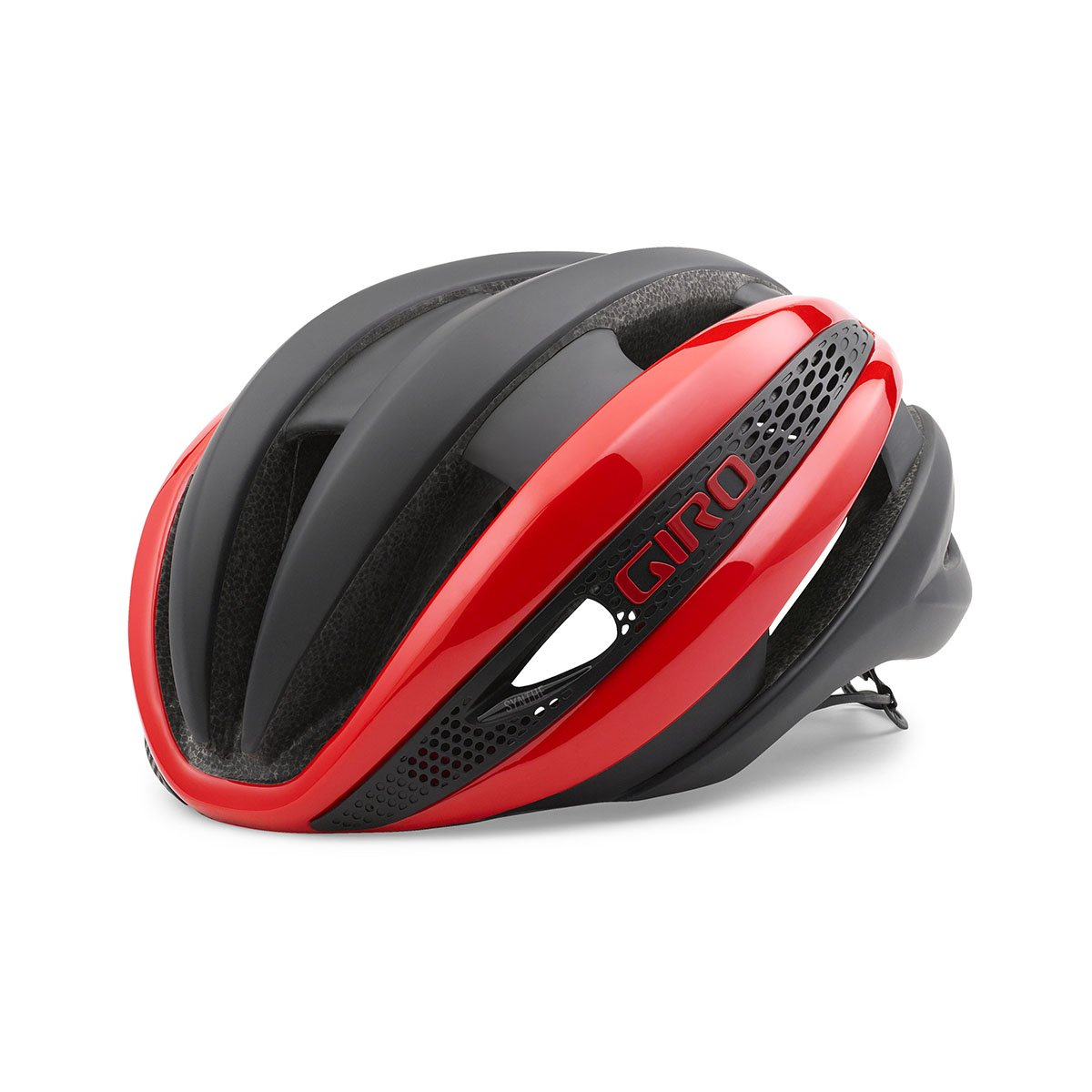 3 Sizes Giro Foray Road Cycle Bicycle Bike Helmet Bright Red//Black