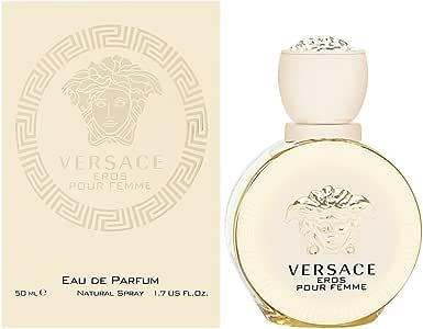 Versace Eros Pour Femme Eau de Perfume for Women, 50ml
