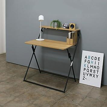 Feifei Bureau Pliable Simple Pliable Table D Etude De Bureau