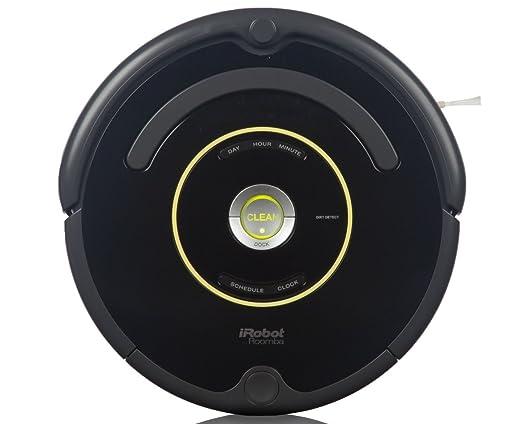 iRobot Roomba 650 Robot Aspirador, Alto Rendimiento de ...