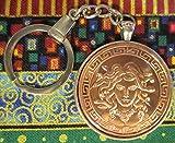 MEDUSA %2596 Keychain%2C Copper Coin%2C