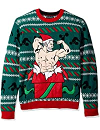 Men's Gift of Gains Crew Neck Ugly Xmas,