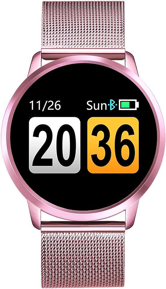 Rundoing Smart Watch OLED Color Screen Smartwatch Hombres ...