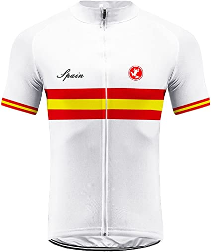 Homme Maillot de cyclisme à manches courtes Cuissard jerseys pour le cyclisme Cuissard Cyclisme