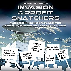Invasion of the Profit Snatchers