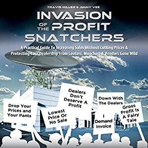 Invasion of the Profit Snatchers Audiobook