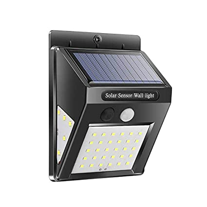 Solar Wall Light Outdoor Motion Sensor, Three-sided Solar Outdoor Light, on lighting for kitchen ideas, lighting for staircase ideas, lighting for deck ideas, lighting for living room ideas, lighting for bedroom ideas, lighting for basement ideas,