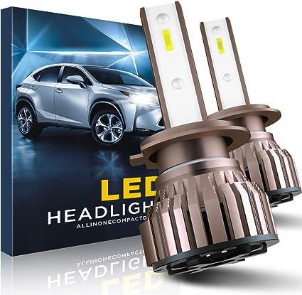 Easy Eagle H7 Canbus xenon HID Bombillas No Error Decodificación lastre 55 W sustituir Plug-It para herramientas Faro para halógeno: Amazon.es: Coche y moto