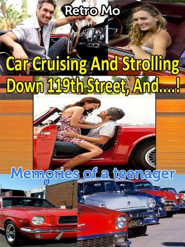 Cruising Strolling Street Memories teenager ebook product image