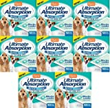 Hartz Ultimate Absorption Dog Pads 400ct (8 x 50ct)