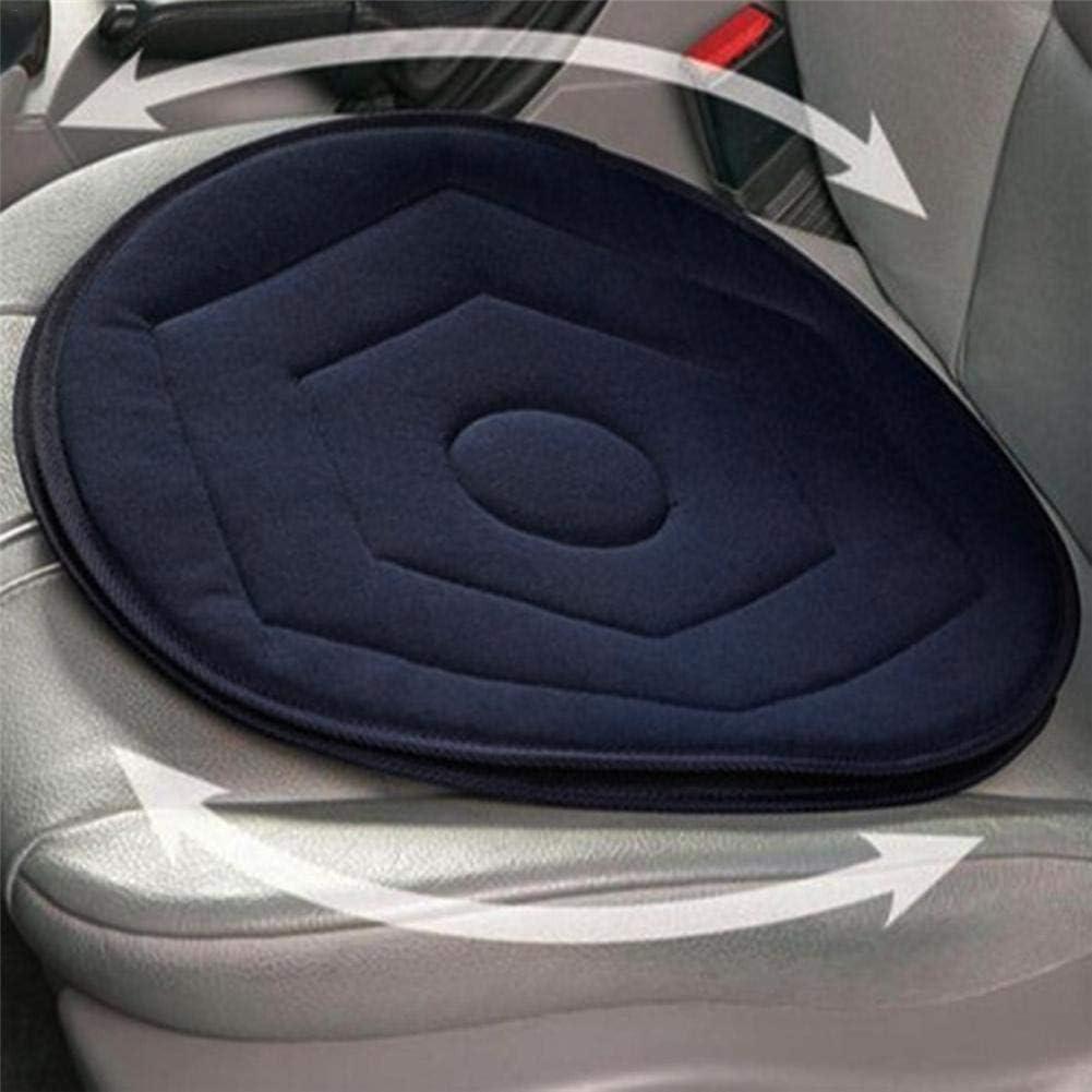 Drehsitz f/ür Senioren f/ür einfacheres Aufstehen aus dem Auto oder vom Stuhl Autositzkissen learnarmy Drehkissen Ausstiegshilfe f/ür Auto