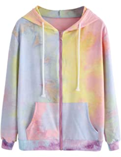 Dimanul Hooded Sweatshirt Women Long Sleeve Pullover Cute Top ...