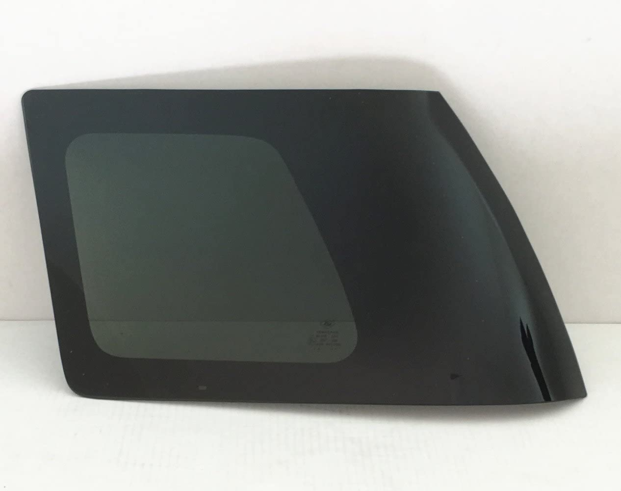 NAGD Driver//Left Side Rear Quarter Window Replacement Glass for 2007-2014 Toyota FJ Cruiser/4 Door Utility