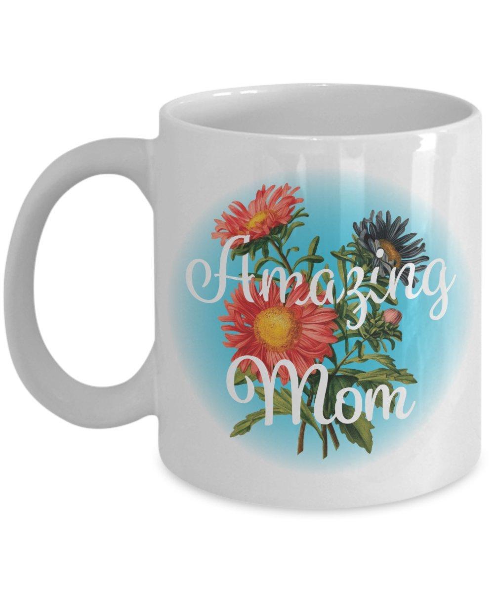 Amazing Mom mug