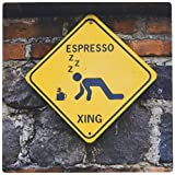 3dRose LLC 8 x 8 x 0.25 Inches Mouse Pad, Guatemala Antigua Local Coffee Plantation Sign Julie Eggers (mp_86528_1)