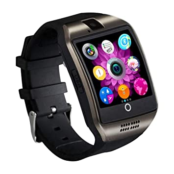 Tipmant SN06 Smartwatch Fitness Armband Uhr (Black): Amazon.es ...