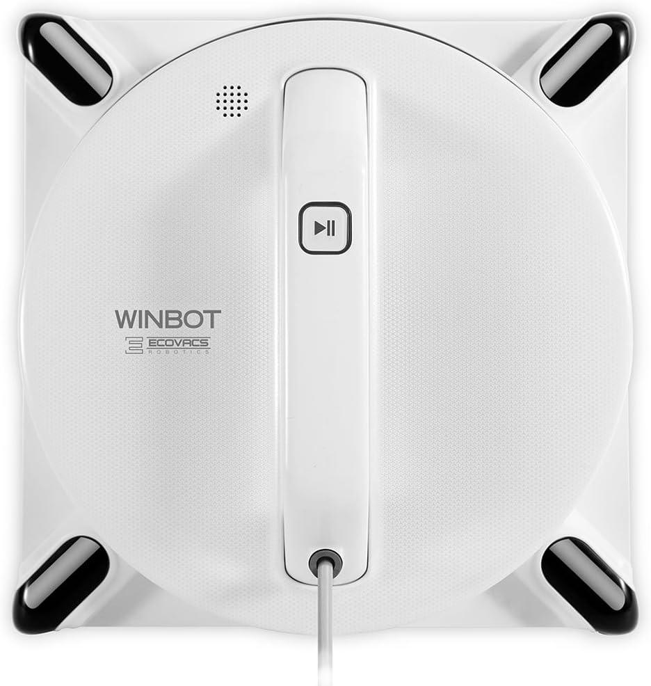 Ecovacs Winbot 950 Robot Limpia Ventanas 62 Decibeles Blanco