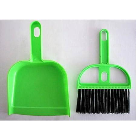 DaHanBL - Mini limpiador de mesa de escritorio con cepillo para ...