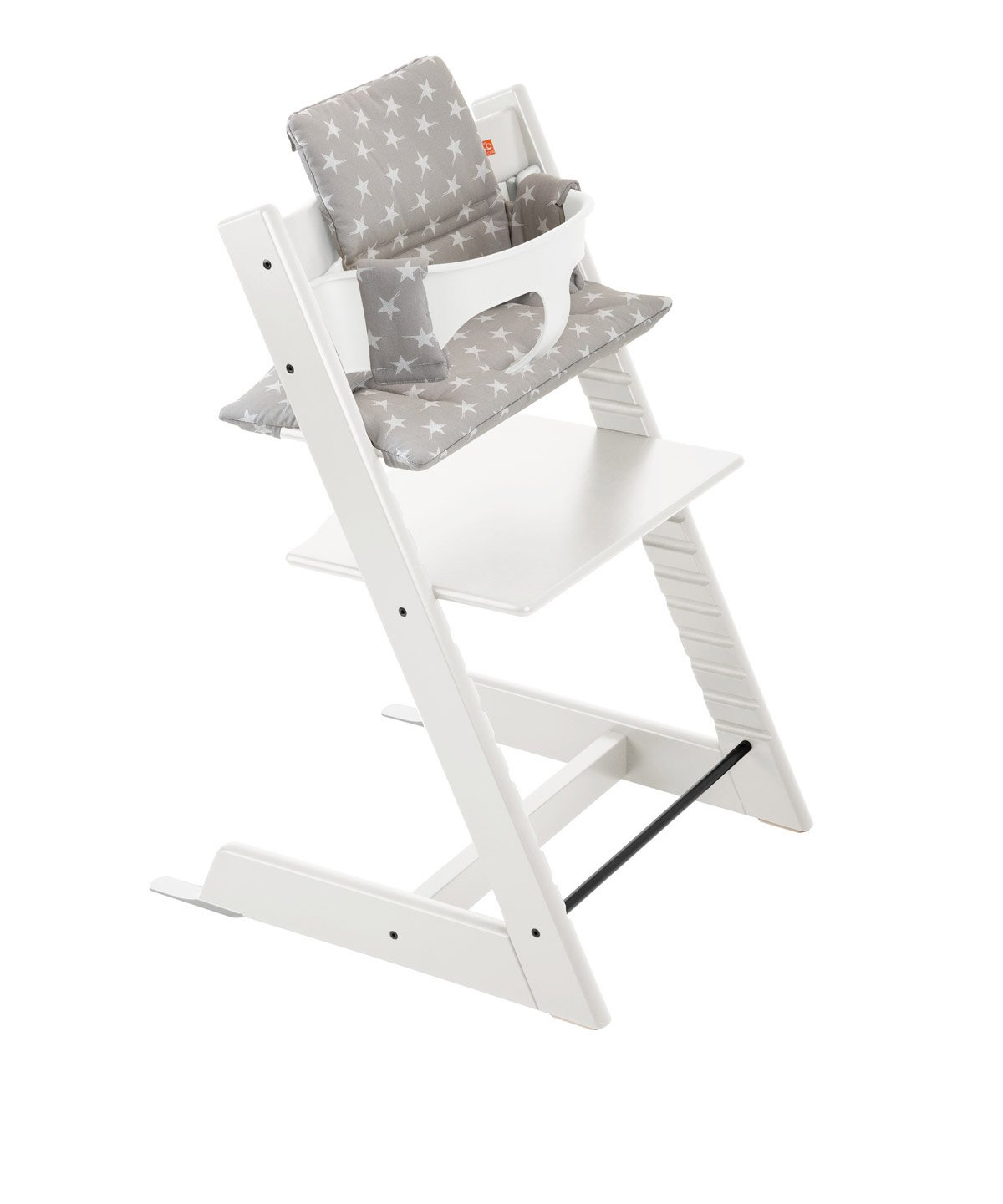Stokke/  / Coussin pour Tripp Trapp Grey Star Gris
