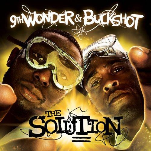Solution 9th Wonder Buckshot Audio