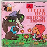 The Story of Little Red Riding Hood 33 1/3 rpm Ep