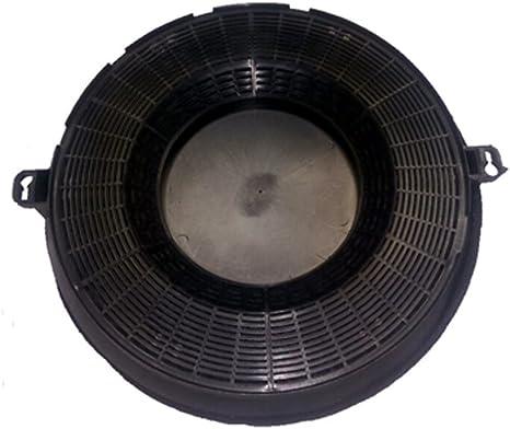 Filtro para campana extractora Elica Ø234 de carbón activo: Amazon.es: Grandes electrodomésticos