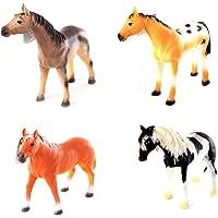 Yumuşak Plastik Orta Boy Atlar