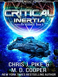 Critical Inertia - The Return of Grayson and the Hunt for Paul Rhoads (Aeon 14: Perilous Alliance Book 5)