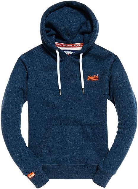 Superdry Orange Label Hood Pull Homme: Amazon.