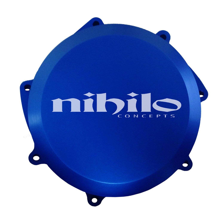 Nihilo Concepts NCSCYZF250-BLK Black Billet Clutch Cover
