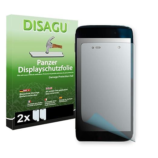 3 opinioni per 2 x DISAGU Pellicola alta protezione del display per Alcatel OneTouch Idol 3 4.7