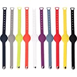 Misfit Shine 2 Wristband By Allrun, 2pcs Replacement Wrist Band Strap For Misfit Shine 2 (No tracker, Replacement Bands Only)