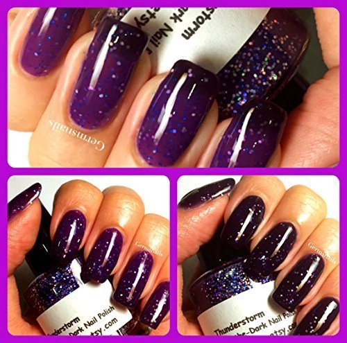 color-changing-nail-polish-gift-for-woman-purple-to-black-thunderstorm-thermal-holographic-full-size