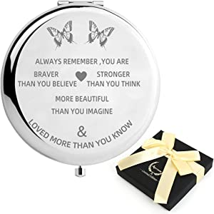SUNNYPLUS Graduation Gifts for Her, Inspirational Gifts for Women Spiritual Birthday Gifts for Girls Sister Gifts from Sister Personalized Gifts for Daughter