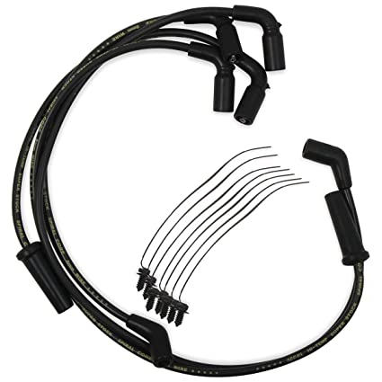 Amazon Com Accel 171116 K Ss Ignition Wire Set Motorcycle Custom